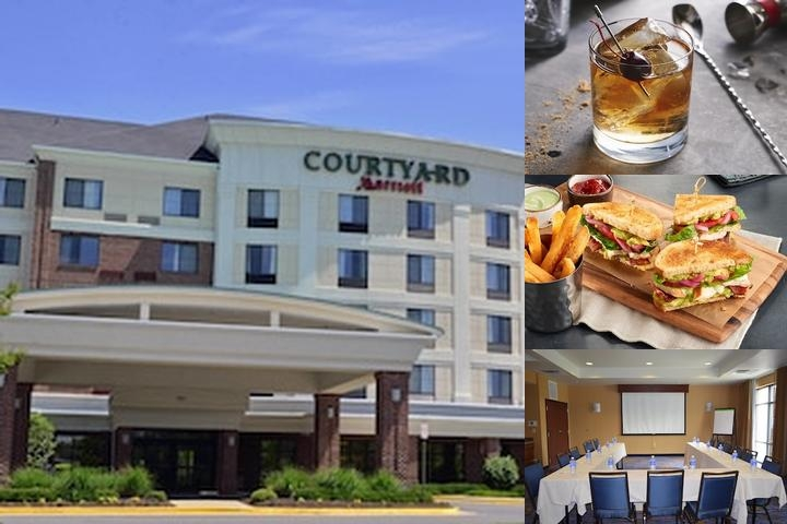 Courtyard by Marriott Winchester Medical Center photo collage