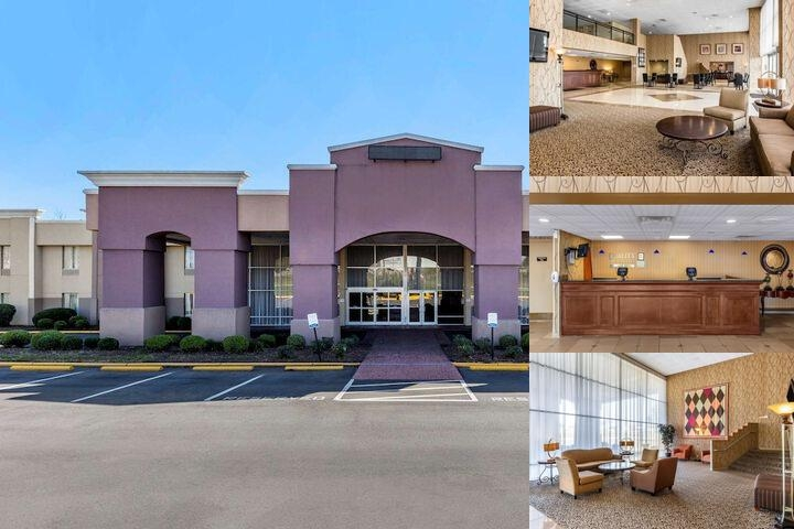 Quality Inn & Suites Greensboro Airport photo collage