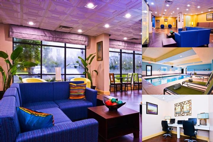 Best Western Plus Savannah Airport Inn & Suites photo collage