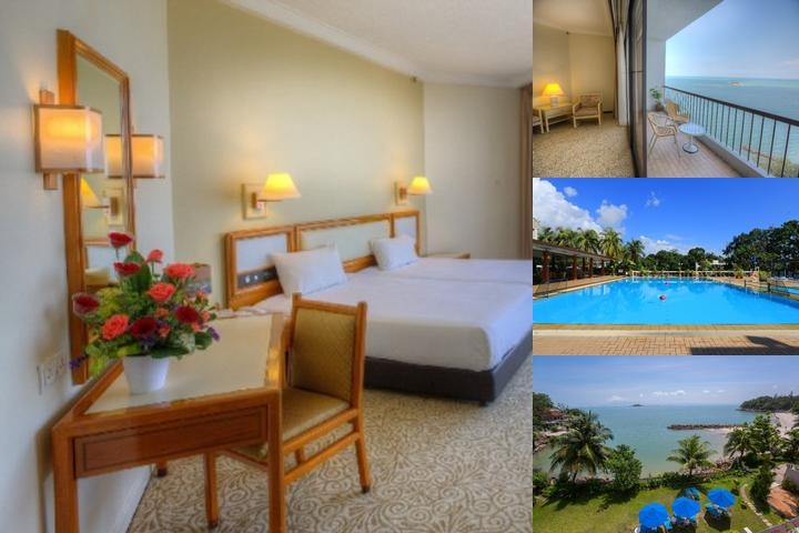 Copthorne Orchid Hotel Penang photo collage