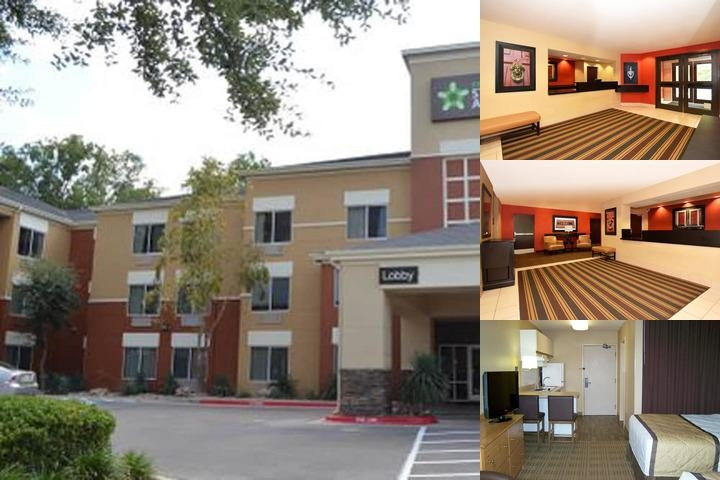 Extended Stay America Downtown Town Lake photo collage