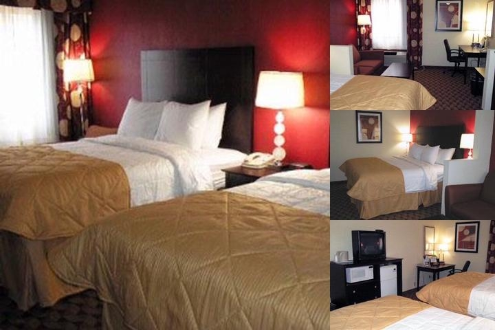 Clarion Inn & Suites King's Island photo collage