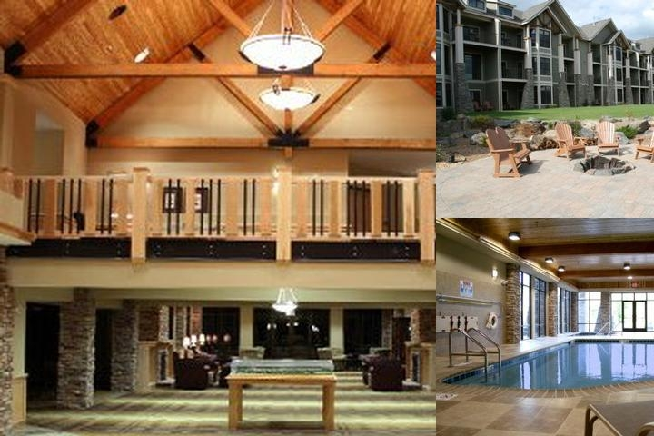Northernaire Resort & Spa photo collage