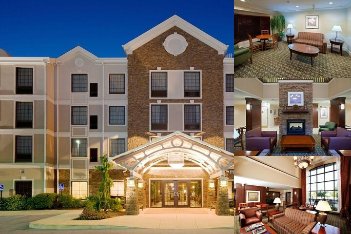 Staybridge Suites Indianapolis Airport photo collage