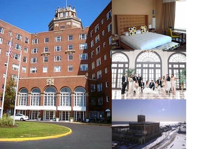 The Berkeley Oceanfront Hotel photo collage
