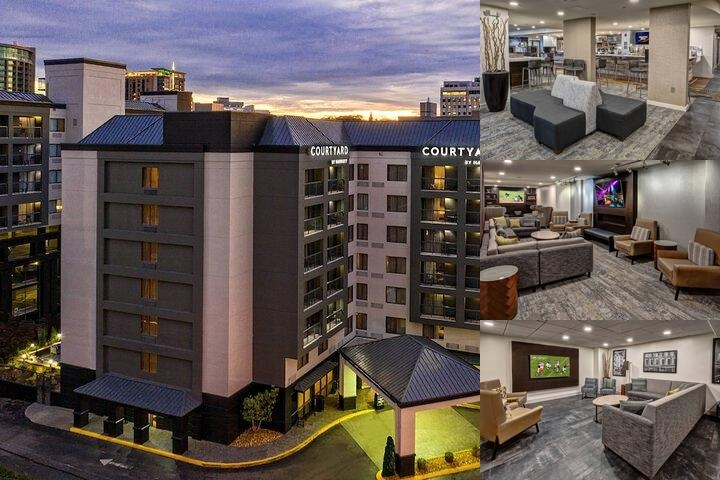 Courtyard by Marriott Vanderbilt / West End photo collage