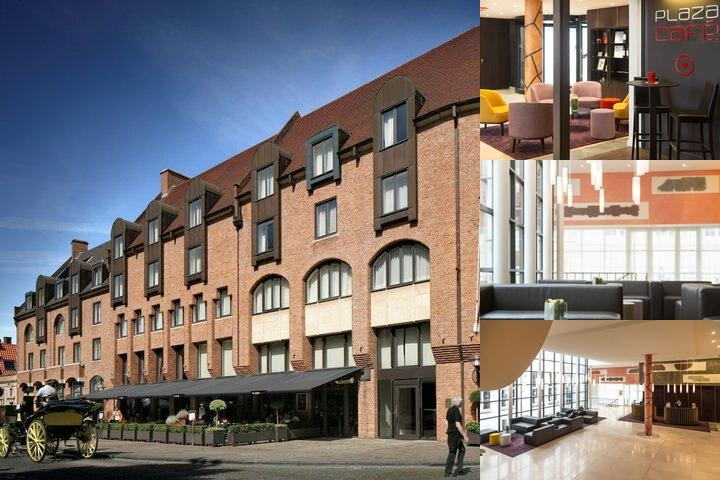 Crowne Plaza Brugge photo collage