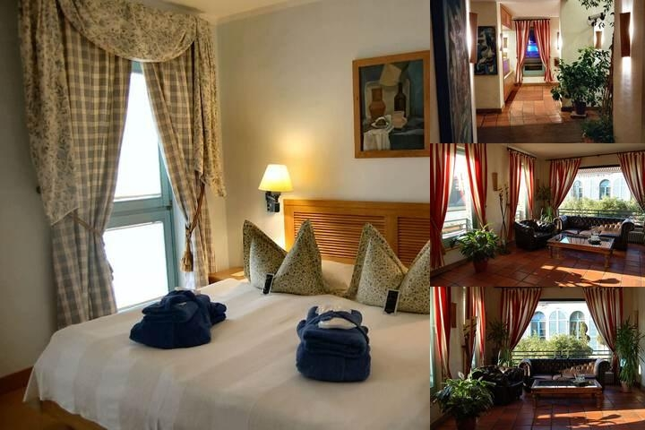 Albergo Hotel photo collage