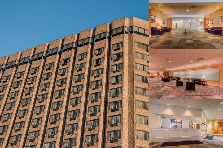 Mccamly Plaza Hotel photo collage