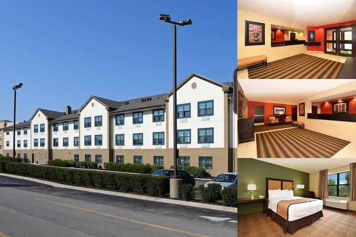 Extended Stay America Hotel Chicago O'hare photo collage