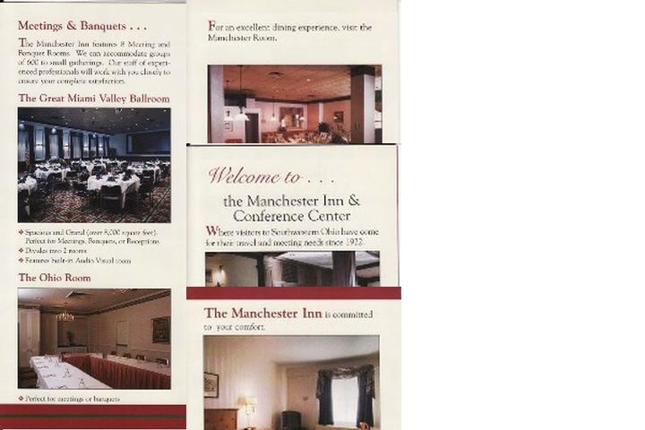 The Manchester Inn & Conference Center photo collage