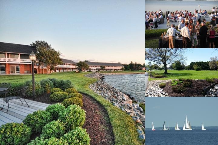 Harbourtowne Golf Resort photo collage