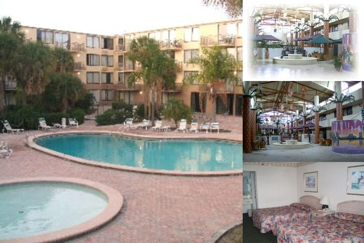 Orlando International Airport Hotel & Conference C photo collage