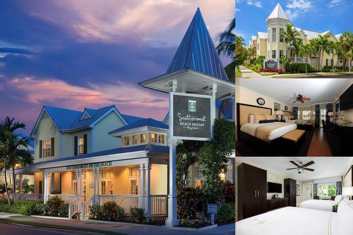Southernmost Hotel Collection photo collage