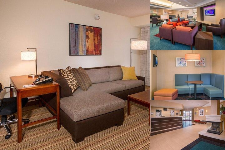 Residence Inn Charlottesville photo collage