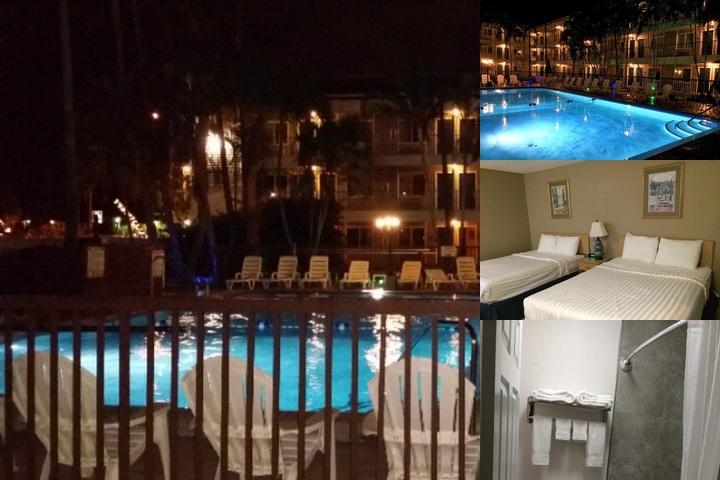 Suburban Extended Stay Hotel Sarasota photo collage