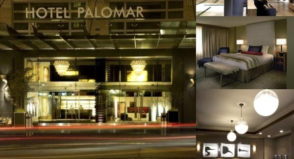 Hotel Palomar Washington DC a Kimpton Hotel photo collage