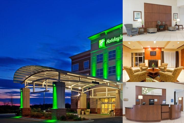 Holiday Inn Aurora photo collage