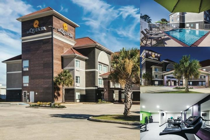 La Quinta Inn & Suites Walker Denham Springs Area photo collage