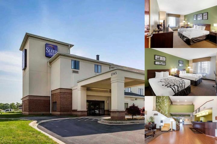 Sleep Inn Jessup photo collage