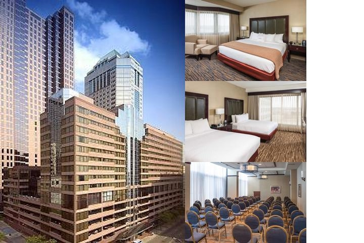 Doubletree Guest Suites Columbus Downtown photo collage