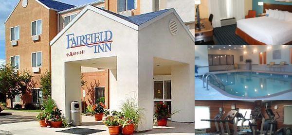 Fairfield Inn by Marriott Green Bay photo collage