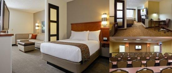 Hyatt Place Dallas / Park Central photo collage