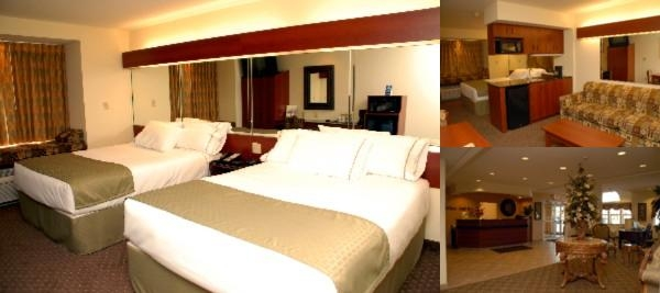 Microtel Inn & Suites by Wyndham Indianapolis Airp photo collage
