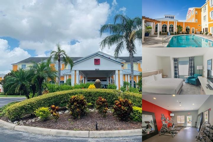 Hilton Garden Inn Lakeland photo collage