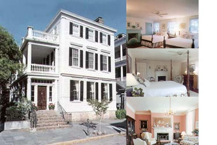 Thomas Lamboll House photo collage