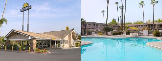 Days Inn Fresno / Parkway photo collage