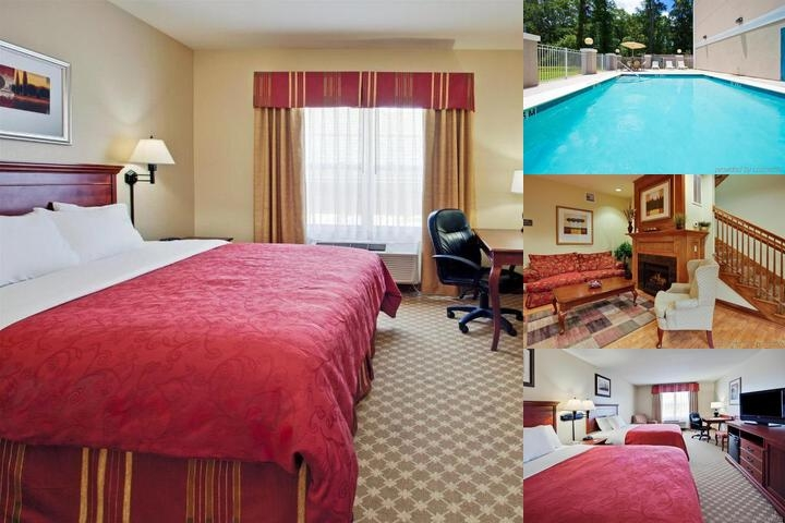 Country Inn & Suites Tallahassee East photo collage