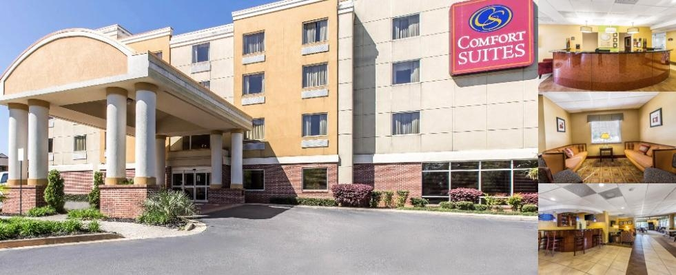Comfort Suites Forsyth photo collage