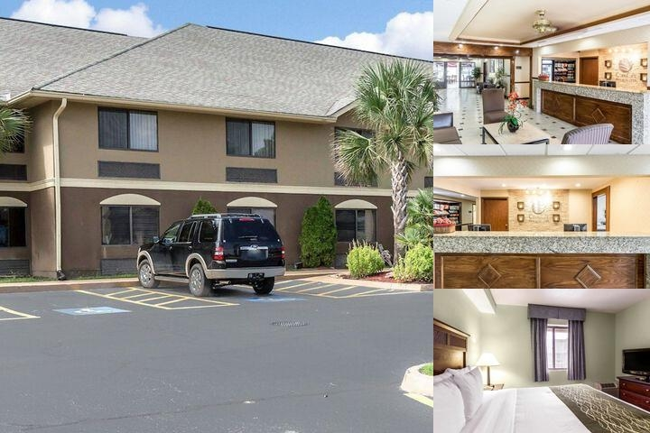 Comfort Inn & Suites at Robins Afb photo collage