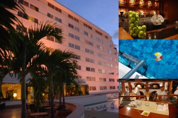 Tamanaco Intercontinental photo collage
