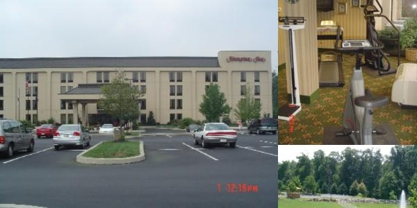 Hampton Inn Manheim photo collage