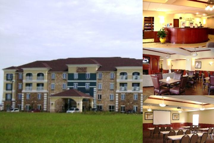 Comfort Suites Central photo collage