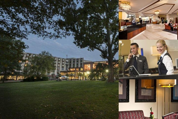 Maritim Hotel Bad Homburg photo collage