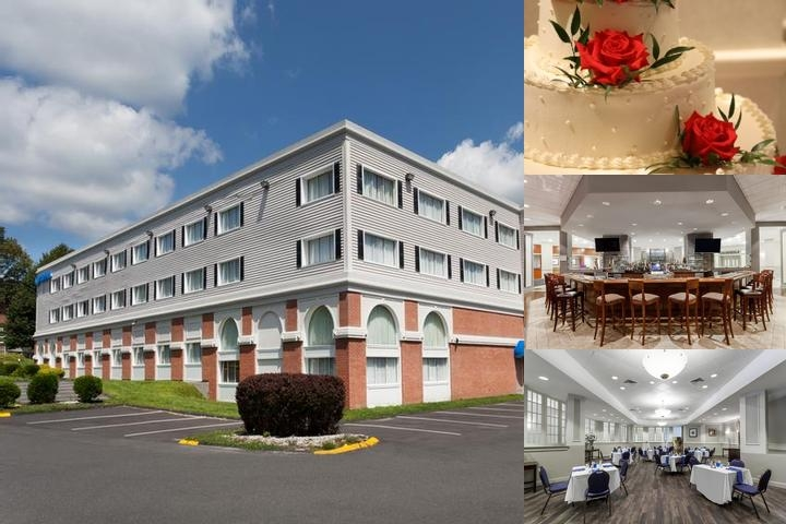 Crowne Plaza Southbury photo collage