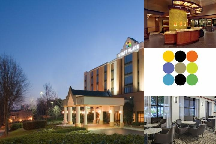 Hyatt Place Memphis / Primacy Parkway photo collage