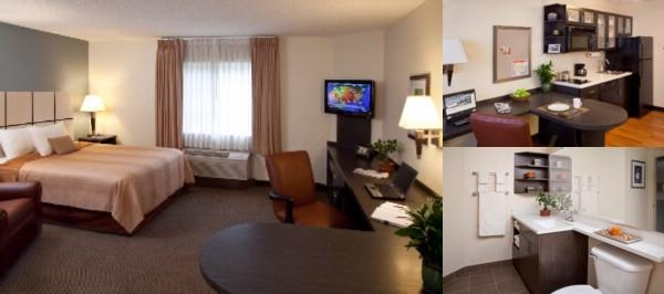 Candlewood Suites Wichita Northeast photo collage