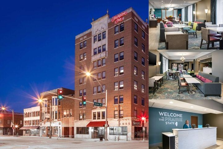 Hampton Inn Freeport photo collage