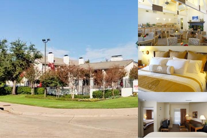 Hawthorn Suites by Wyndham Arlington / Dfw South photo collage
