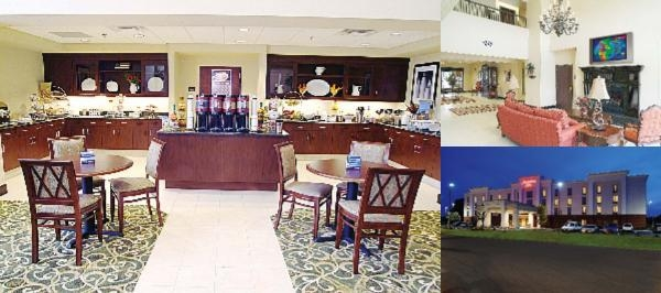 Hampton Inn Point South / Yemassee photo collage