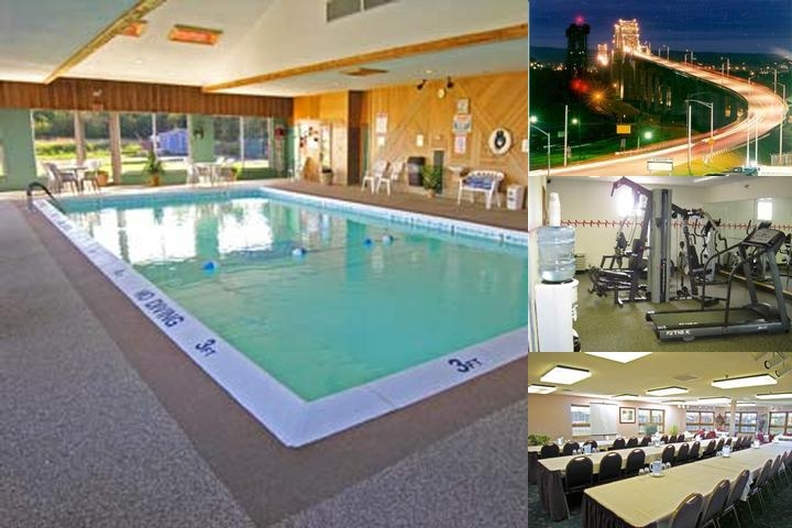 Best Western Sault Ste. Marie photo collage
