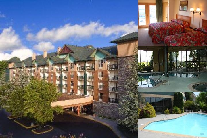 Spirit of The Smokies Condo Lodge photo collage