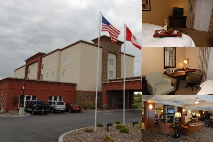 Hampton Inn Watertown photo collage