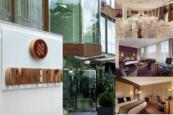 Crowne Plaza London Ealing photo collage