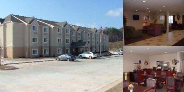 Microtel Inn & Suites by Wyndham Jasper photo collage