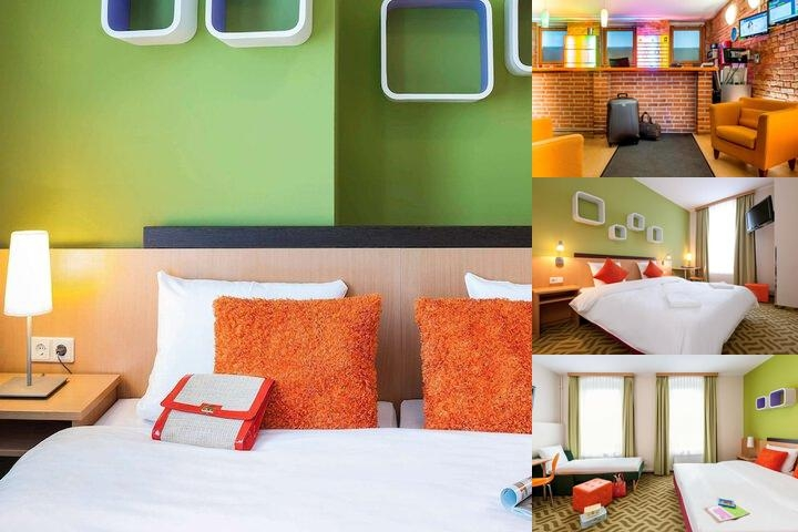 Ibis Styles Berlin City Ost photo collage
